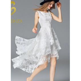 Vestido Noiva Casamento Civil Cartório Pronta Entrega