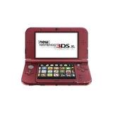 Nintendo - Nueva 3ds Xl - Rojo