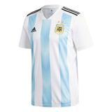 Camiseta Oficial Selección Argentina 2018 Home Local Jsy Hom
