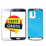 Kit Tela Vidro Galaxy S4 Mini Original Pelicula