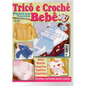 Revistas De Trico Para Bebe Mom Trico - Arte e Artesanato no Mercado ... e41c84e9370