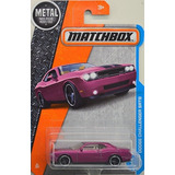 Matchbox 2017 Mbx Adventure City Dodge Challenger Srt8 21/12