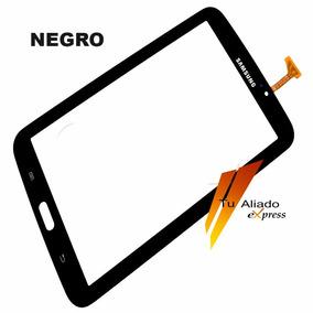 Mica Tactil Negra Samsung Galaxy Tab 3 7.0 T210 Nuev Origina