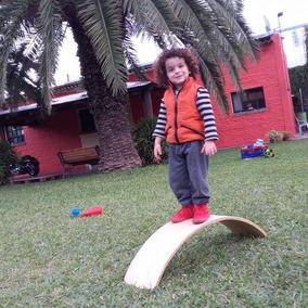 Tabla Curva Montessori Pikler