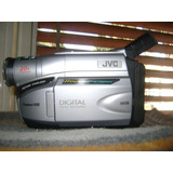 Filmadora Jvc Compact Vhs 800x Zoom Digital