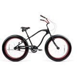 Bicicleta Edicion Especial Llanta Ancha R26 Mercurio Atrax
