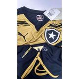 Camisa Botafogo Oficial Puma Gold Dourada 2014 / 2015 Nova