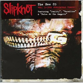Slipknot Vol 3 Subliminal Verses Cd Nuevo Sellado Stock