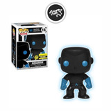 Funko Pop Aquaman Silhouette Glow In The Dark Dc Ee