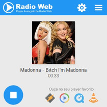 Player Radio Online - Player Webradio - Player Radio Web Php