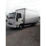 Ford Cargo 816 Bau Furgao 6,20mt 2013