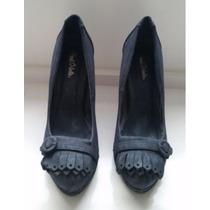 Zapatos De Nobuk