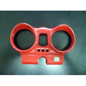 Carcaça Superior Do Painel Cbx-250 Personalizado Vermelho