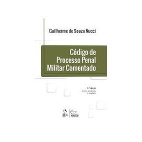 Código De Processo Penal Militar Comentado - Nucci Ebook