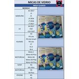 Protector De Vidrio Curvo Samsung S6,s7 Edge ,s8 Y S8 Plus