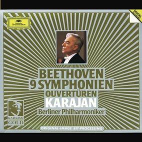 Beethoven - Von Karajan - Sinfonías - Colección 6 Cds