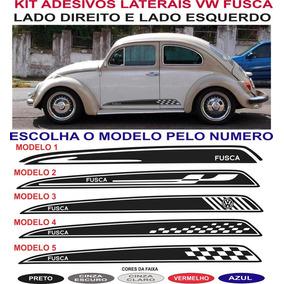 Acessorio Adesivo Lateral Vw Fusca Sport Kit