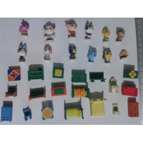 Figuras Originales Animal Crossing Año 2001 No Amiibo