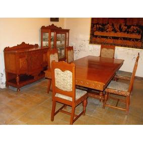 Muebles Antiguos En Caoba en Mercado Libre México