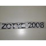 Emblema Zotye 2008 Nomada