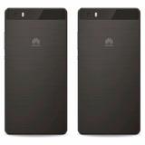 Tapa Trasera Huawei Ascend P8 Lite Color Negro /original/