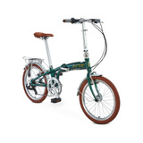 Bicicleta Sampa Pro Verde - Durban