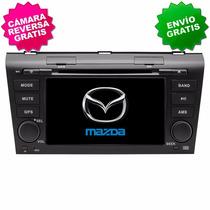 Estereo Navegador Gps Mazda 3 Pantalla Bluetooth Dvd Usb