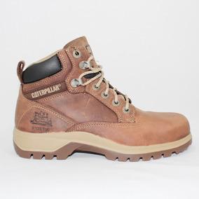 Zapato industrial y de construcci¨?n Detroit Mid Soft Toe para mujer, im¨¢n / campana azul, 6 M US