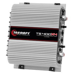 Modulo Taramps Ts400 T400 X4 Digital 400 Rms Ts 400 X 4