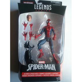 Ultimate Spider Man Marvel Legends Series Peter Parker