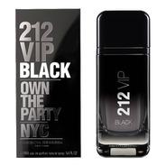 212 Vip Black 200ml Masculino | Original Lacrado