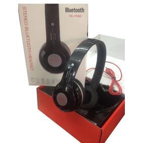 Audifonos Con Bluetooth Radio, Pc, Tabla, Mp3, Ipod, Celular