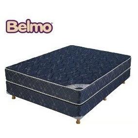 Colchon Belmo 2pl Sl-feeling Brg Hogar Lanus Oeste