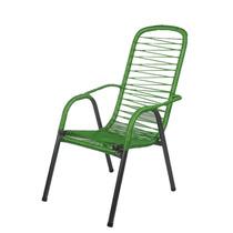 Cadeiras De Fio Para Varanda Luxo - Verde