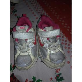 Botas Nike De Niña Usadas