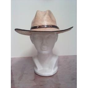 Sombrero Vaquero Unitalla Niños Robavacas Palma Envío Gratis a0c4692a976