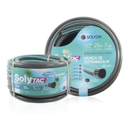 Manguera Anticolapsable Soly Tac 1/2 X 50mts