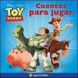 Libro Cuentos Para Jugar Toy Story