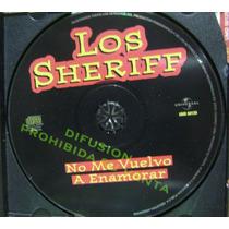 Cumbia De Los 90-los Sheriff-cd Difusion