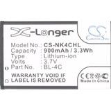 Bateria Para Nokia 6101 Bl4c 6131 6103 3600