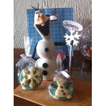 Chocoaltes Frozen Olaf