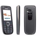 Celular Nokia 3120 Preto Câmera 2mp 3g Seminovo Somente Vivo