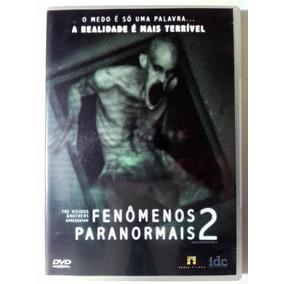 Dvd Fenômenos Paranormais 2 Original Grave Encounters 2 Raro