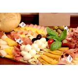 Picada Artesanal - Comen 12 Pica 15- Fiambre - Jamon - Queso