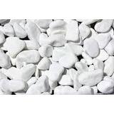 Pedra Branca Saco 40kg. Tamanho 1,2,3,4 Só Para São Paulo.