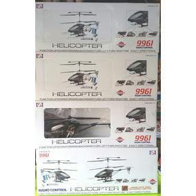 Helicóptero Con Camara