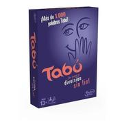 Juego De Mesa Tabu Taboo Hasbro Original 4 Jugadores 1401