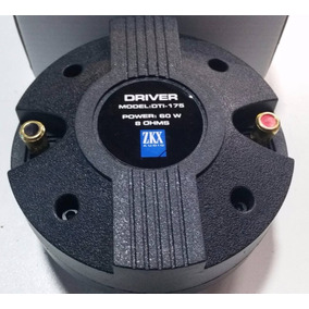Driver Zkx Dti-175 60 Watts 1 Pulgada Para Bafles Dj Todelec