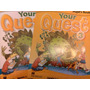 Nuevo!! Your Quest 3 - Libro Y Ficha - Ed Macmillan C/cd