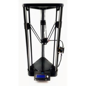 Impressora 3d Delta Guialinear Montada Nivelament Automático